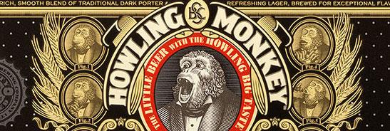 howling-monkey