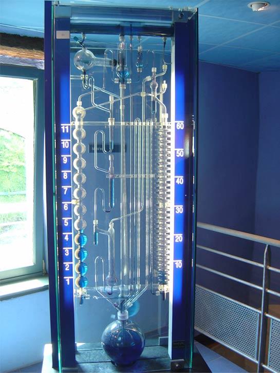 moder-design-water-clock